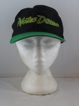 Notre Dame Fighting Irish Hat - Sports Specialties Wool Script - Adult Snapback - $65.00