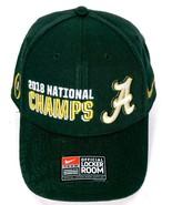 2018 National Champs Crimson Tide College Football Men's Hat Adjustable - $26.27
