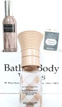 Bath & Body Works Mahogany Teakwood Scentportable, Wallflower Refill & T... - $21.53