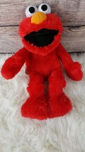 2012 Sesame Street Laugh Out Loud Tickle Me Elmo Doll 12 in Tall - $9.69