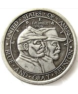 1936 Batlle of Gettysburg Half Dollar USA American Commerative Casted Coin - $11.99