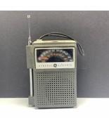 General electric transistor radio 1960s GE vintage electronics pt15-c an... - $34.65
