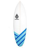 6'0 Hobgoblin Surfboard - Blu Stripe/PU - Paragon Surfboards - $300.00