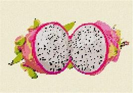 pepita Dragon Fruit Needlepoint Canvas - $39.60