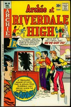 Archie At Riverdale High #38-JUGHEAD/BETTY/VERONICA Fn - $16.14
