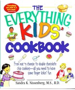 The Everything Kids' Cookbook, Sandra K Nissenberg, Adams Media Paperbac... - $2.75