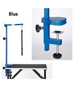 Professional Equipment Foldable Grooming Arms Avaliable in 3 colors(Blue) - $116.29