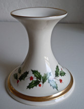 Lenox Holiday Dimension Candlestick - $23.55