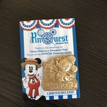 Disneyland PinQuest Completer Pin Mickey Mouse - $17.82