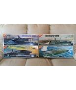 4 Nichimo 1/500 scale Aircraft Carriers Akagi, Shokaku, Zuikaku, Hiryu M... - $315.40