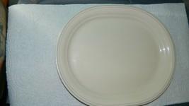 Corelle 12.25 In Oval Serving Platter Spring Pond Variation? Vguc Free Usa Ship - $28.04