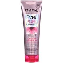 L'Oreal Paris EverPure Sulfate-Free Color Care System Moisture Shampoo, 8.5 fl.  - $10.53