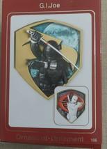 2009 American Greetings G.I. Joe The Rise Of Cobra Heirloom Christmas Or... - $11.87