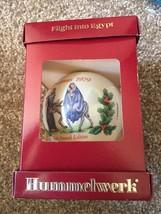 Vtg NEW Hummelwerk Flight Into Egypt Janet Robson Christmas Tree Ornament - $14.80
