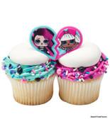 LOL CupCake TOPPER Dolls GIRLS ~12 PCS ~ Party Cake Decoration Birthday ... - $7.90