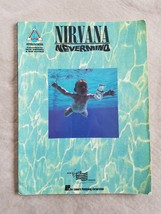 Nirvana Never Mind Guitar Words Music Song Book 1993 64 pages - $8.15