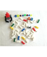 U-Build Sorry! Brick Maze Wall Dice Claw Pawn-Grabber Replacement Lot In... - $4.99
