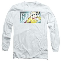 Mighty Mouse superhero Retro Saturday cartoon classics long sleeve tee CBS1589 image 1