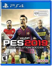 Pro Evolution Soccer 2019 - PlayStation 4 Standard Edition [video game] - $77.08