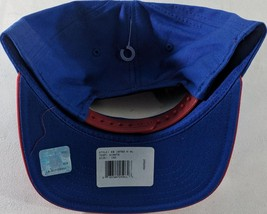 LZ NFL Team Apparel Youth One Size OSFA New York Giants Baseball Hat Cap NEW i10 image 2