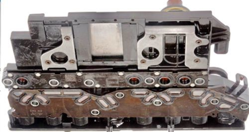 GM 124420 - 6T70 Complete Valvebody And Solenoids 1 Square Step 17 PIN 25420B