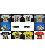 TEENAGE MUTANT NINJA TURTLES Cotton Comfort Tees T-shirt Boys Sz 4, 5/6 ... - $12.50+
