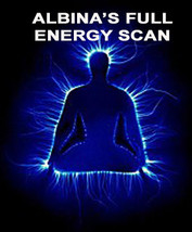 Albina's Quick Energy Scan Reading Discover Reveal Answers In Energies Magick - $90.77