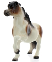 Hagen-Renaker Miniature Ceramic Horse Figurine Calico Pony Leg Up image 10