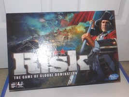 Hasbro RISK The Game of Global Domination - $19.79