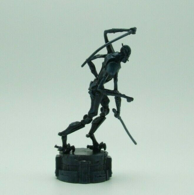 Star Wars Saga Edition Black General Grievous Chess Replacement Game Piece image 4