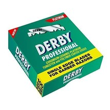 Derby Professional Single Edge Razor Blades, 100 Count - $6.03