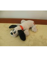 Tonka 1985 Newborn Gray Pound Puppy pristine mint condition - $12.86