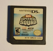 Marvel Super Hero Squad (Nintendo DS, 2009) Tested - Working - $4.95