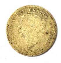 1886 Canada 5c Five Cents Silver Coin Half Dime KM# 2 - $9.89