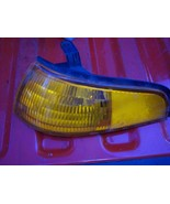 93 94 95 96 Ford Escort Left LH Driver Park Light Lamp Turn Signal Light - $10.04