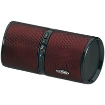 JENSEN SMPS-622-R Bluetooth(R) Rechargeable Stereo Speaker (Red) - $270.41
