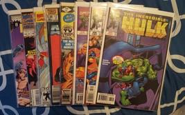 Incredible hulk # 465, 467, 473, annual # 8, 12, 18, 19, 1998, - $20.50