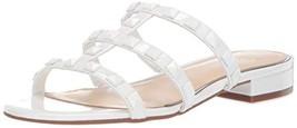 Jessica Simpson Women's CAIRA Sandal, Bright White, 6.5 M US - $37.11