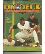 ORIGINAL Vintage July 2005 Pittsburgh Pirates Magazine On Deck Magazine - $19.79