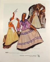 1945 URUGUAY CONTAINER CORPORATION OF AMERICA URUGUAYANS ART HATLY-DUBE ... - $9.99