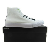 Converse Chuck Taylor All Star II Size 9.5 Mens Lunarlon White Volt NEW ... - $59.35