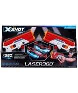Laser Tag by Zuru X-Shot Laser360° ULTIMATE LASER TAG GAME - $28.70