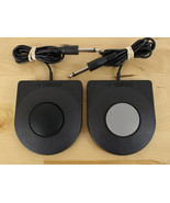 Yamaha DD-55C Drum Foot Pedal Pads Replacement Parts Pedal 1 & 2  - $32.66