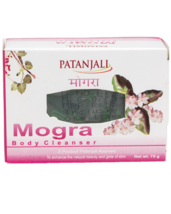 PATANJALI MOGRA BODY CLEANSER SOAP BAR- 75gm  - $10.99+