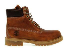 Knöchelschuhe TIMBERLAND C27094 in marrone leder - Schuhe Herren - $256.15