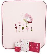 Lambs & Ivy Raspberry Swirl 4-Piece Toddler Set - $57.12