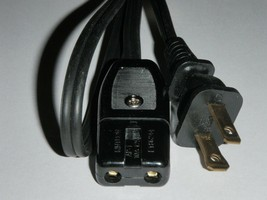 """Power Cord for West Bend Stir Crazy Corn Popper Models 82306CF 82306A (2pin 36"""") - $13.09"""