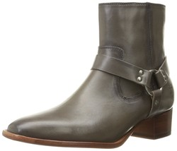 Frye Dara Short Harness Charcoal  Women  Boots NEW Size US 9.5 - $149.99