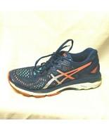 Asics T696N Running Shoes Gel Kayano Dynamic Duomax Women Size 9.5 Blue - $39.59