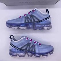 Nike Air Vapormax 2019 Football Grey White Obsidian AR6632-023 Women's S... - $128.70